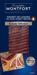 Magret de canard <br> séché au poivre <br> – Grande Sélection –