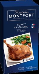 Confit de canard <br> – 2 cuisses –